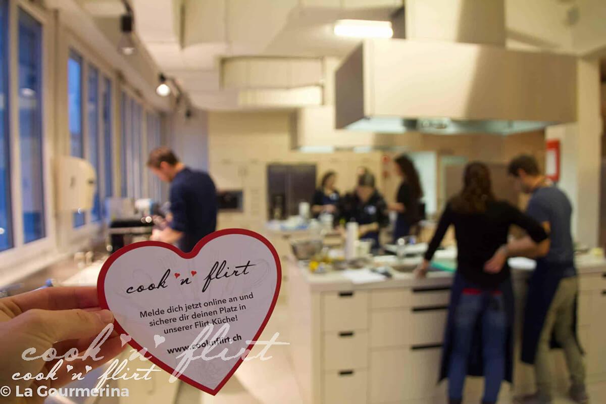 Cook n Flirt für 45 bis 58 Jährige Singles in Zürich